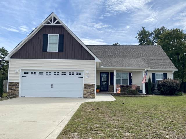 170 Rosemary Avenue, Hubert, NC 28539 (MLS #100238257) :: Berkshire Hathaway HomeServices Hometown, REALTORS®