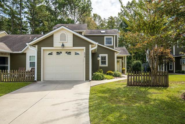 504 Cedarwood Village #504, Morehead City, NC 28557 (MLS #100238258) :: Courtney Carter Homes