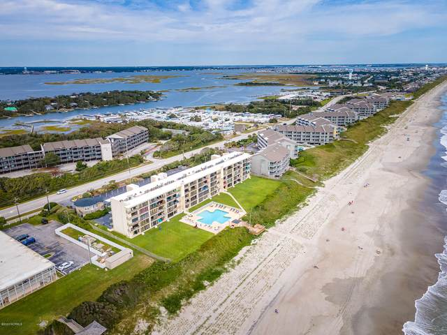 2305 W Fort Macon Road #406, Atlantic Beach, NC 28512 (MLS #100238267) :: Barefoot-Chandler & Associates LLC