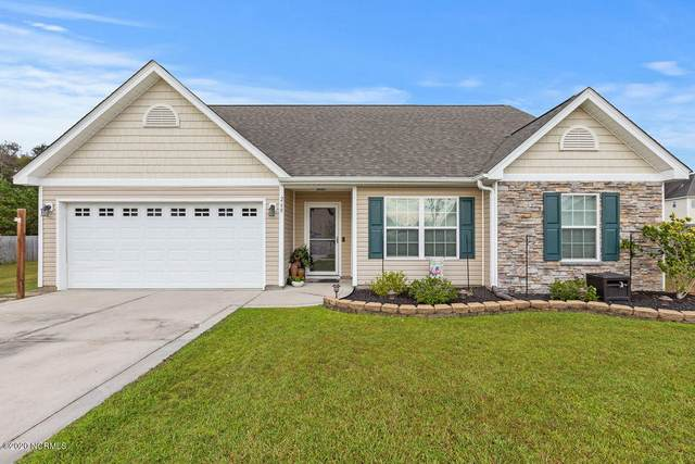 268 Silver Hills Drive, Jacksonville, NC 28546 (MLS #100238283) :: CENTURY 21 Sweyer & Associates