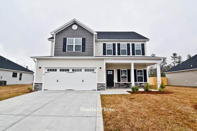 406 Tyrrell Trail, Jacksonville, NC 28546 (MLS #100238292) :: CENTURY 21 Sweyer & Associates
