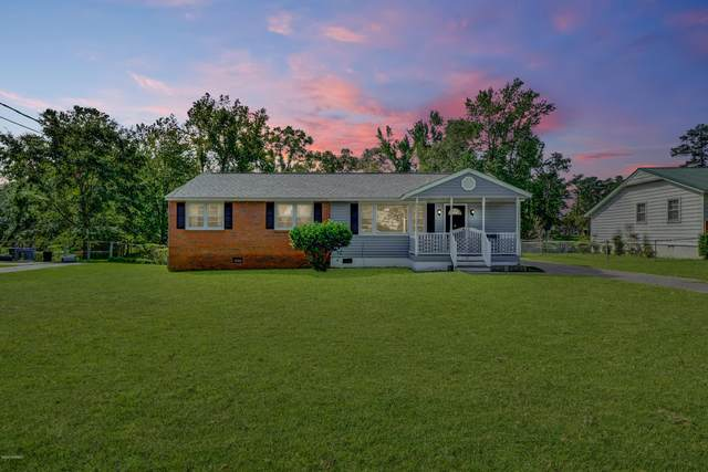 412 Clyde Drive, Jacksonville, NC 28540 (MLS #100238299) :: Carolina Elite Properties LHR