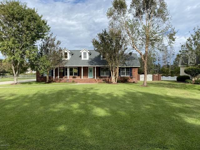 126 Bonita Lane, Swansboro, NC 28584 (MLS #100238301) :: Courtney Carter Homes