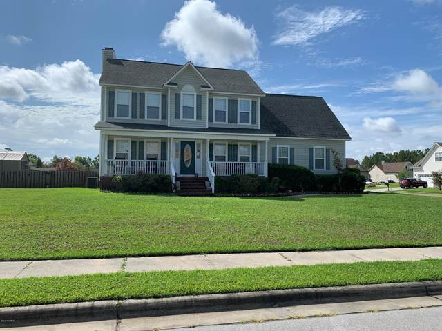 802 Fawn Trail, Jacksonville, NC 28540 (MLS #100238305) :: Castro Real Estate Team