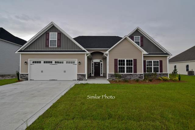 302 Wood House Drive, Jacksonville, NC 28546 (MLS #100238317) :: Carolina Elite Properties LHR