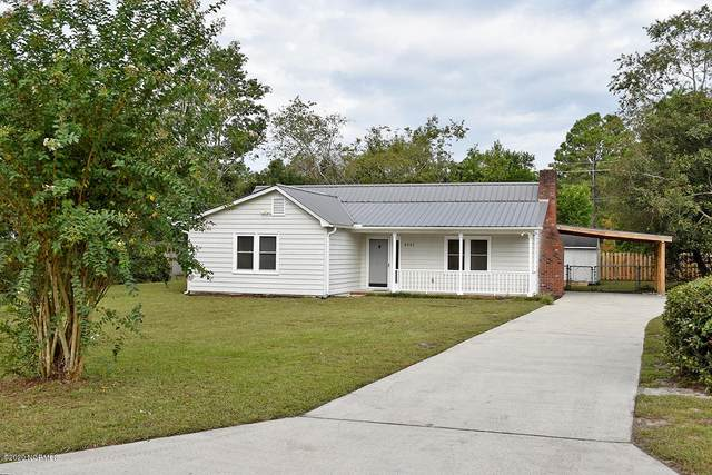 6003 Fallen Tree Road, Wilmington, NC 28405 (MLS #100238338) :: Lynda Haraway Group Real Estate