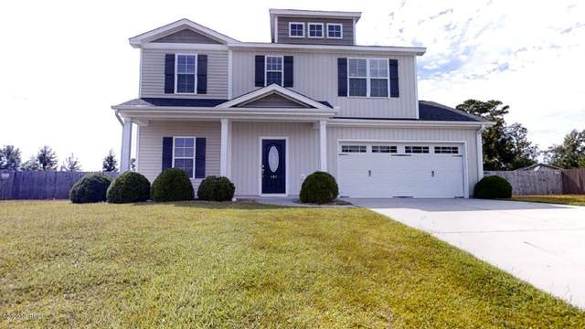 107 Tupelo Court, Jacksonville, NC 28546 (MLS #100238345) :: RE/MAX Elite Realty Group