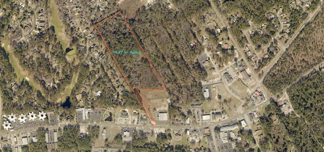 L P/O 2 Beach Drive SW, Calabash, NC 28467 (MLS #100238348) :: Stancill Realty Group