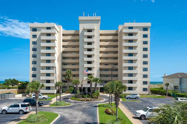 1704 N Lumina Avenue 2-A, Wrightsville Beach, NC 28480 (MLS #100238349) :: The Cheek Team