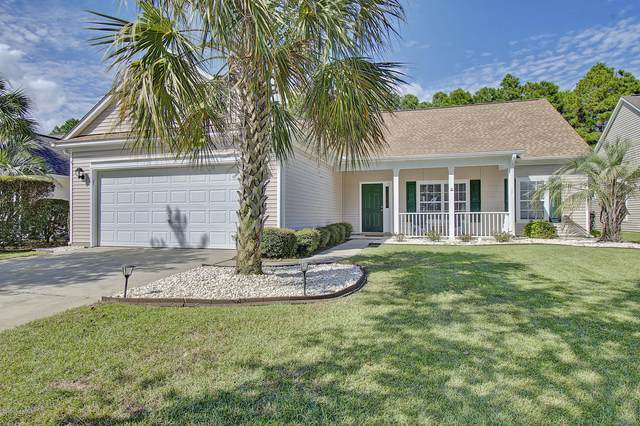 542 Sandpiper Bay Drive SW, Sunset Beach, NC 28468 (MLS #100238359) :: Berkshire Hathaway HomeServices Prime Properties