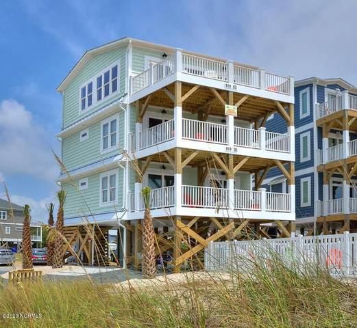 809 Ocean Drive, Oak Island, NC 28461 (MLS #100238373) :: Castro Real Estate Team