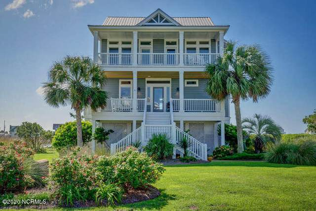 16 Sailview Drive, North Topsail Beach, NC 28460 (MLS #100238377) :: Lynda Haraway Group Real Estate