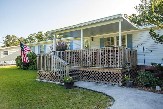 117 Croatan Drive, Newport, NC 28570 (MLS #100238381) :: Carolina Elite Properties LHR