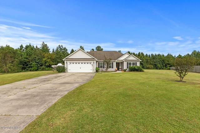 308 De Anza Court, Maysville, NC 28555 (MLS #100238392) :: Lynda Haraway Group Real Estate