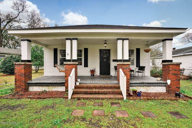 2028 Poplar Street, Wilmington, NC 28401 (MLS #100238395) :: The Chris Luther Team