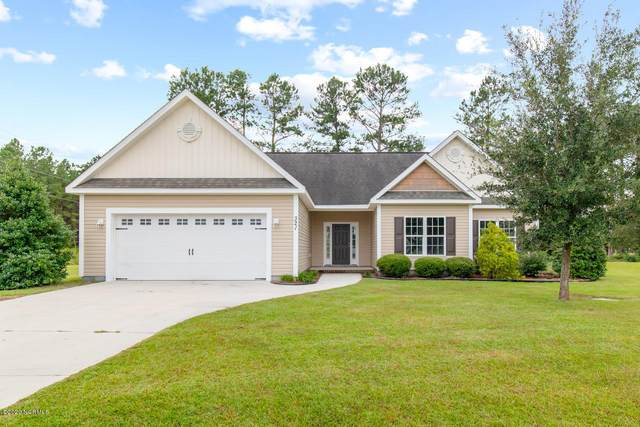 321 Holly Grove Court W, Jacksonville, NC 28540 (MLS #100238424) :: Lynda Haraway Group Real Estate