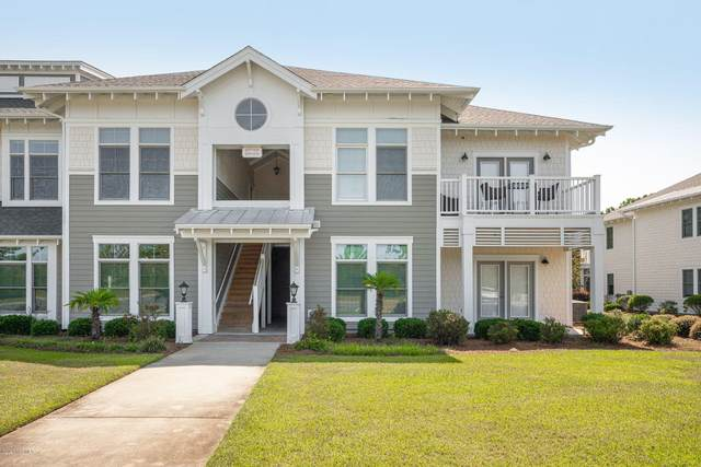 2537 St James Drive SE #108, Southport, NC 28461 (MLS #100238430) :: David Cummings Real Estate Team