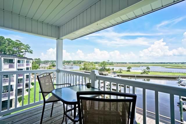 5400 E Yacht Drive D6, Oak Island, NC 28465 (MLS #100238437) :: David Cummings Real Estate Team