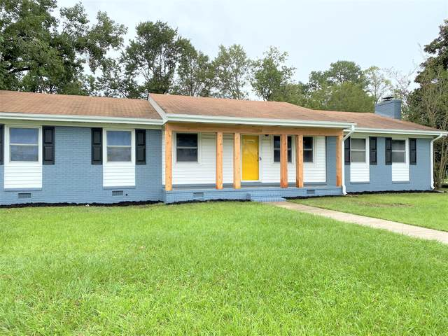 401 Oakwood Avenue, Jacksonville, NC 28546 (MLS #100238451) :: Frost Real Estate Team