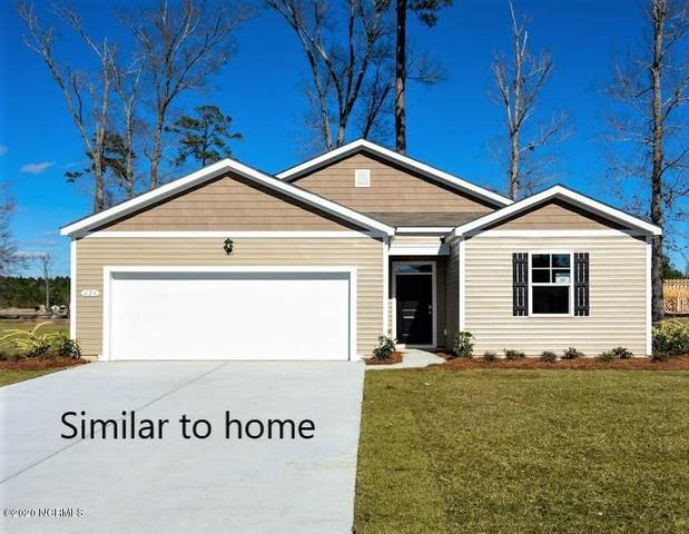 128 Tributary Circle Lot 84, Wilmington, NC 28401 (MLS #100238493) :: RE/MAX Essential