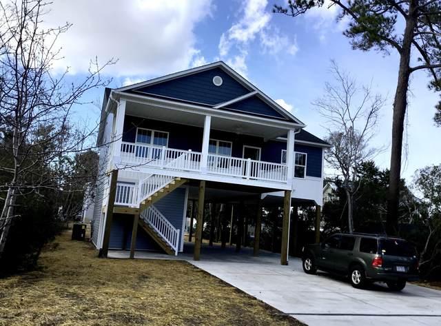 107 SE 22nd Street, Oak Island, NC 28465 (MLS #100238503) :: Stancill Realty Group