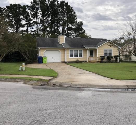 710 Badger Lane, Havelock, NC 28532 (MLS #100238504) :: Frost Real Estate Team
