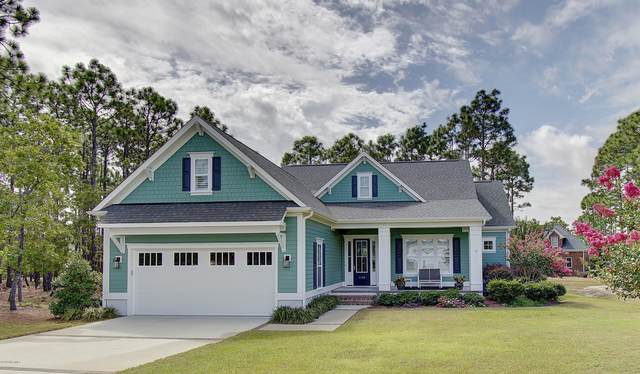 2748 Parkridge Drive, Southport, NC 28461 (MLS #100238523) :: David Cummings Real Estate Team