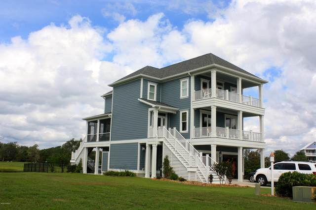 706 Cannonsgate Drive, Newport, NC 28570 (MLS #100238564) :: Carolina Elite Properties LHR