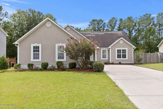 118 Riverbirch Place, Jacksonville, NC 28546 (MLS #100238592) :: Frost Real Estate Team