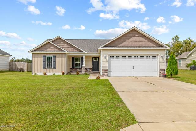 106 Stony Brook Way, Jacksonville, NC 28546 (MLS #100238602) :: Frost Real Estate Team