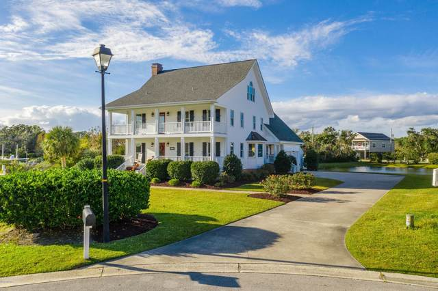 101 Taylors Creek Lane, Beaufort, NC 28516 (MLS #100238605) :: Barefoot-Chandler & Associates LLC