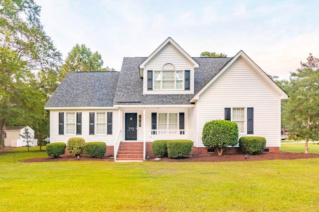 730 Sir Hunter Drive, Greenville, NC 27858 (MLS #100238705) :: David Cummings Real Estate Team
