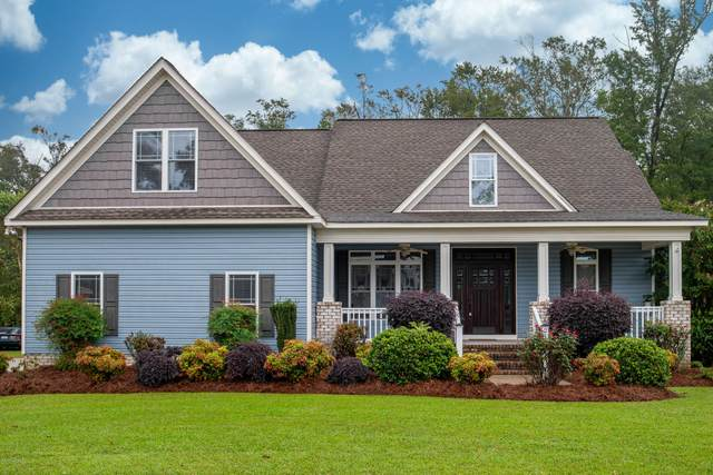 2187 Franklin Drive, Winterville, NC 28590 (MLS #100238711) :: Carolina Elite Properties LHR