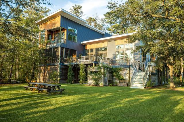 230 Bridgewater Drive, Beaufort, NC 28516 (MLS #100238714) :: CENTURY 21 Sweyer & Associates