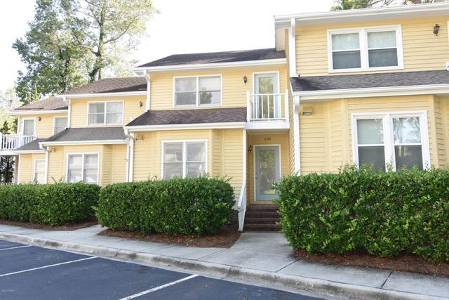 1800 Eastwood Road #255, Wilmington, NC 28403 (MLS #100238721) :: Thirty 4 North Properties Group