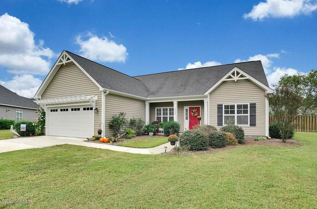 5023 Summerswell Lane, Southport, NC 28461 (MLS #100238724) :: Frost Real Estate Team
