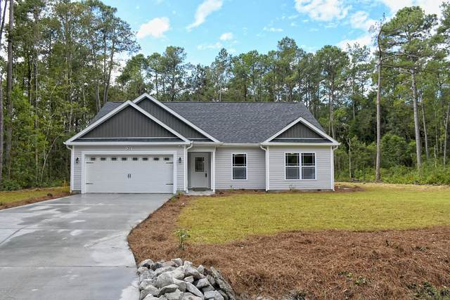 135 Boundary Loop Road NW, Calabash, NC 28467 (MLS #100238726) :: Frost Real Estate Team