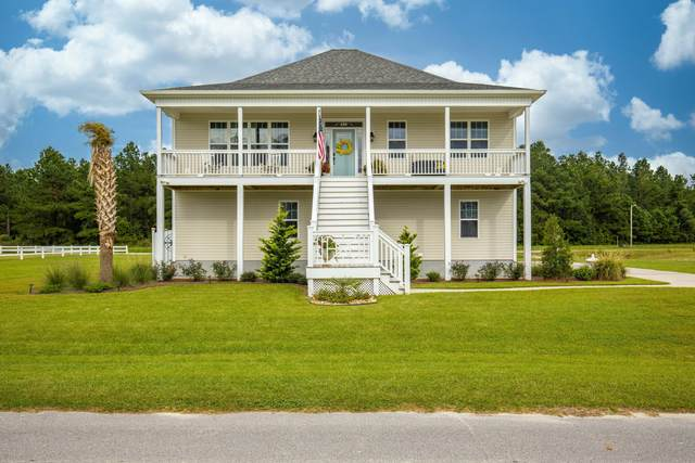 256 Gatsey Lane, Beaufort, NC 28516 (MLS #100238735) :: Barefoot-Chandler & Associates LLC