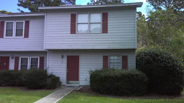 L8 Portwest Townhouses Court 3D, Swansboro, NC 28584 (MLS #100238736) :: The Keith Beatty Team