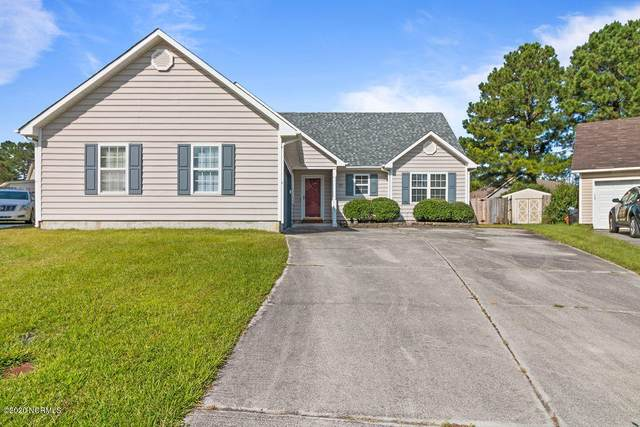 507 Mabry Court, Jacksonville, NC 28546 (MLS #100238750) :: Frost Real Estate Team