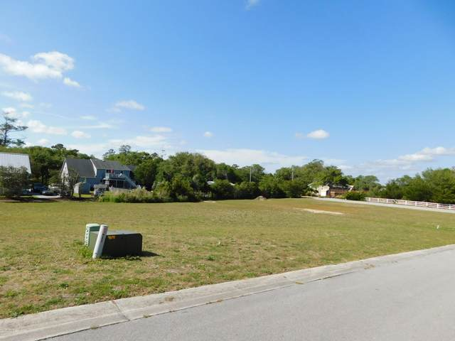 Lot 2 Point Drive, Swansboro, NC 28584 (MLS #100238753) :: Liz Freeman Team