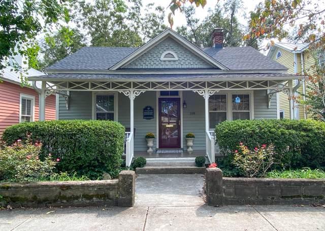 108 Castle Street, Wilmington, NC 28401 (MLS #100238758) :: RE/MAX Essential