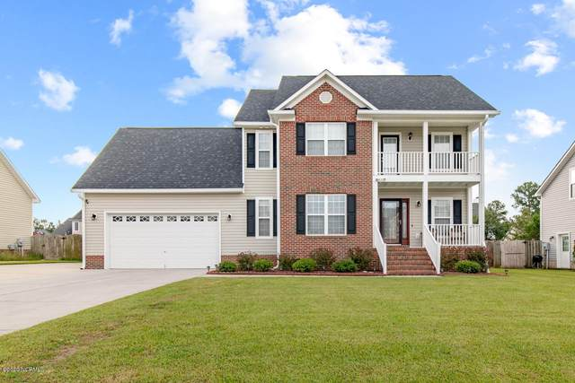 114 Runnymeade Drive, Jacksonville, NC 28540 (MLS #100238785) :: The Keith Beatty Team