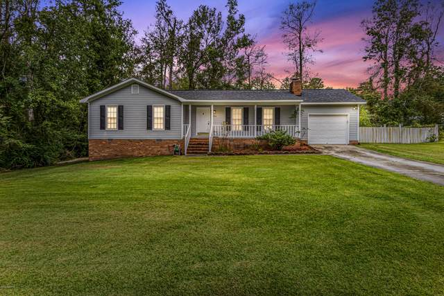 306 Stillwood Drive, Jacksonville, NC 28540 (MLS #100238786) :: Stancill Realty Group