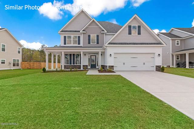 000 E Cloverfield Drive #124, Hampstead, NC 28443 (MLS #100238789) :: Berkshire Hathaway HomeServices Hometown, REALTORS®