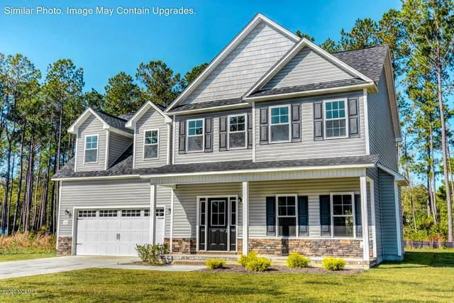 162 Peletier Shores Drive, Peletier, NC 28584 (MLS #100238828) :: RE/MAX Elite Realty Group