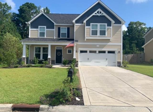 116 Mittams Point Drive, Jacksonville, NC 28546 (MLS #100238831) :: RE/MAX Elite Realty Group