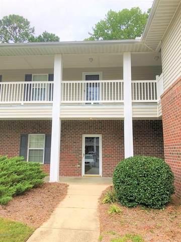 2235 Locksley Woods Drive G, Greenville, NC 27858 (MLS #100238870) :: Lynda Haraway Group Real Estate