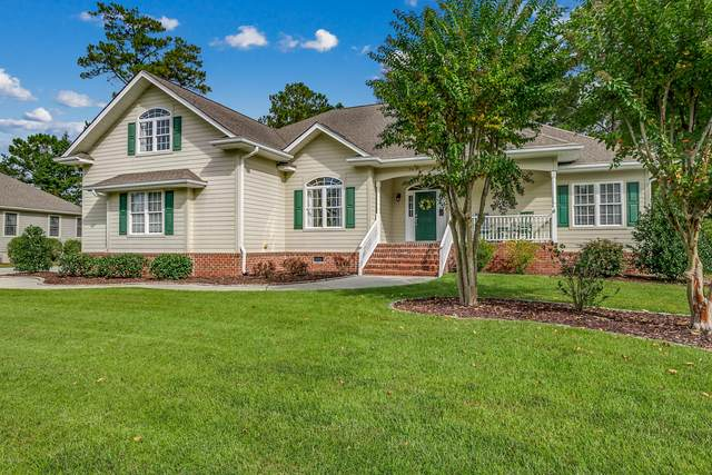 750 Wild Oak Lane NW, Calabash, NC 28467 (MLS #100238874) :: Carolina Elite Properties LHR
