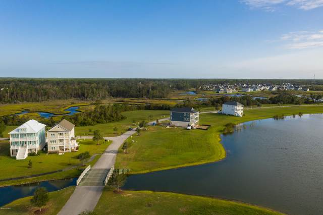 602 Cannonsgate Drive, Newport, NC 28570 (MLS #100238883) :: Barefoot-Chandler & Associates LLC
